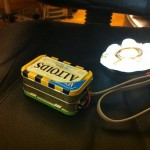 Arc Reactor with battery pack