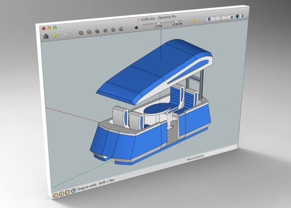 How I do it: SketchUp - The New Hobbyist